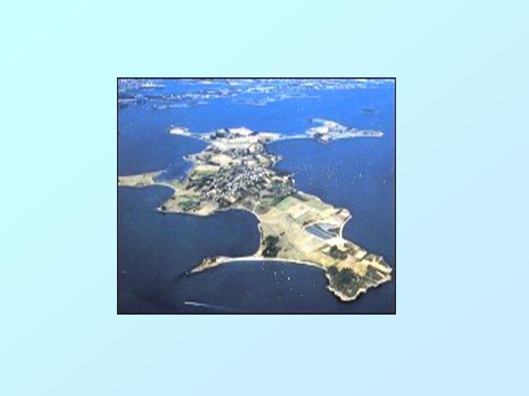 Arz ou « île des capitaines » Cette île, du golfe du Morbihan tire son nom Breton