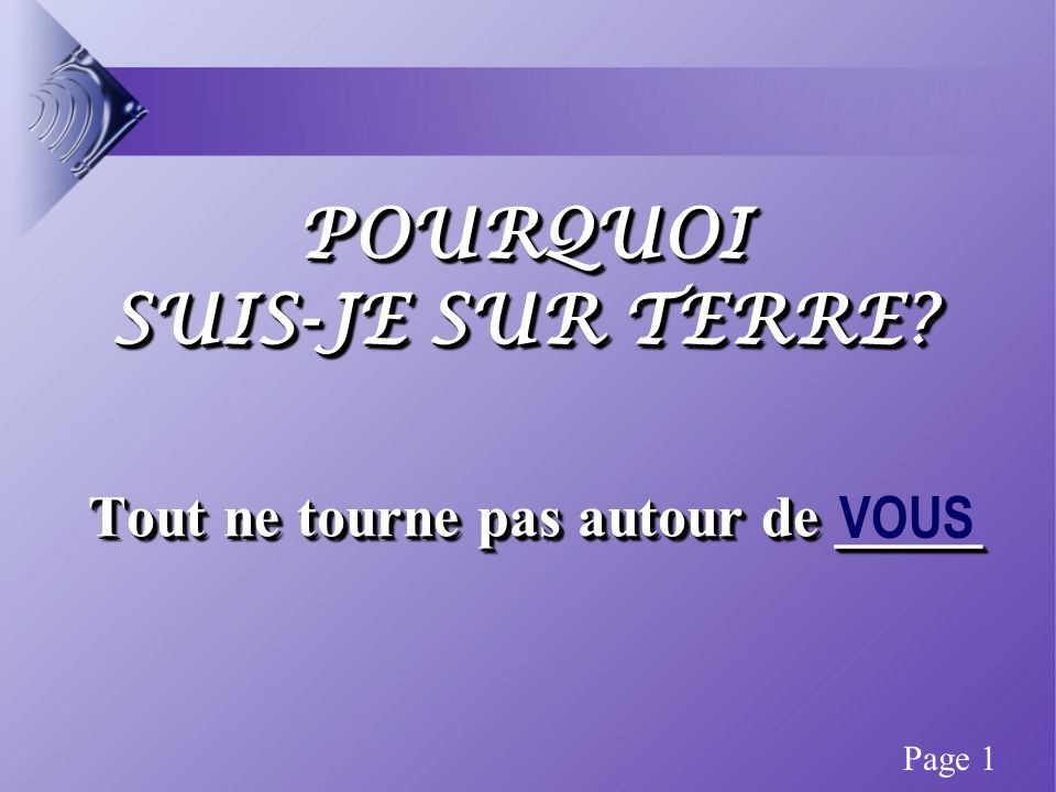 LA DEUXIÈME CARACTÉRISTIQUE DE LA VÉRITABLE COMMUNION FRATERNELLE EST: 2.
