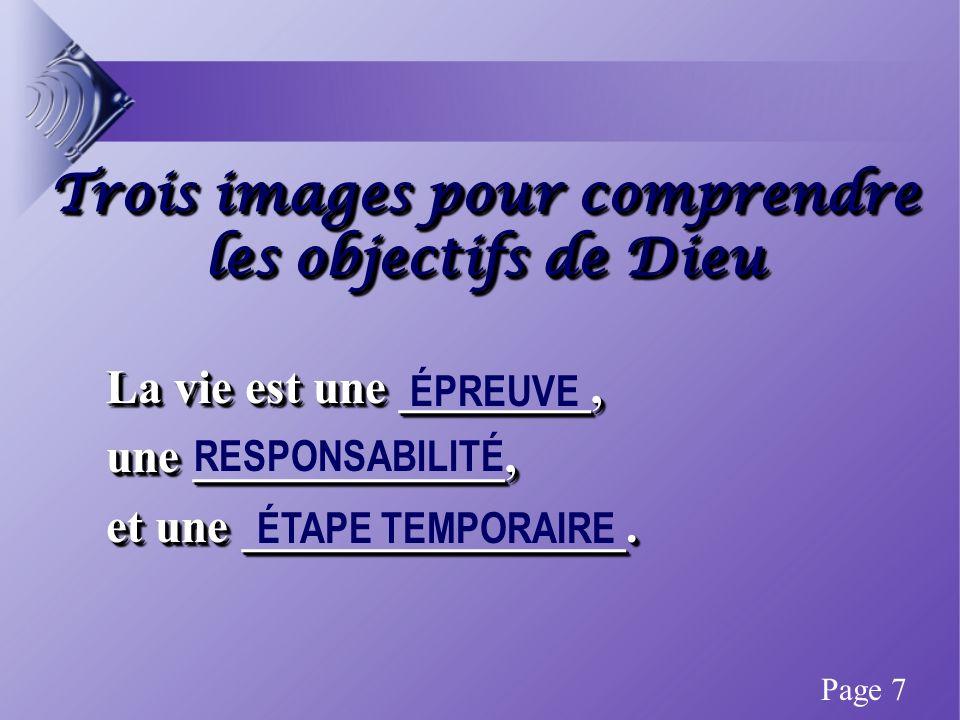 LE PROCESSUS DE RESSEMBLER À CHRIST SAPPELLE: ____________. LA MATURITÉ Page 78