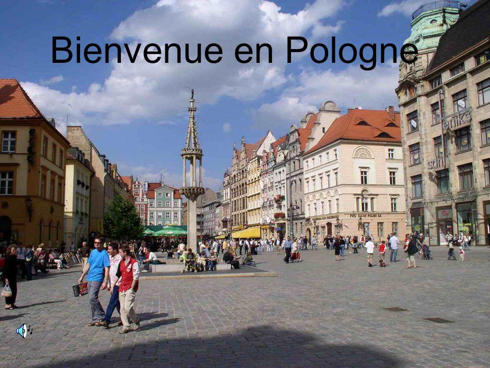 Bienvenue en Pologne