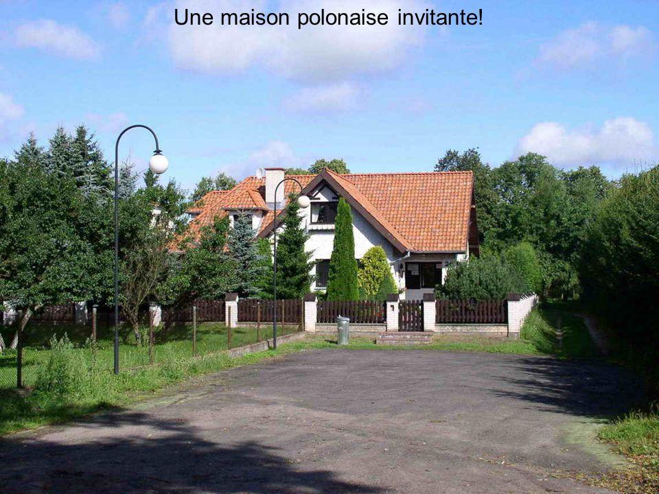 Une maison polonaise invitante!