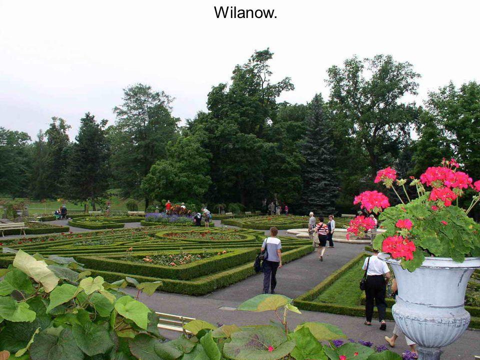 Wilanow.