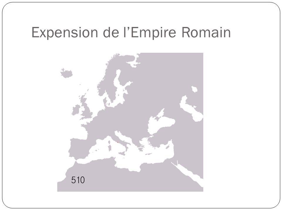 La République Romaine De 500 av.J.C. à 133 av. J.C.