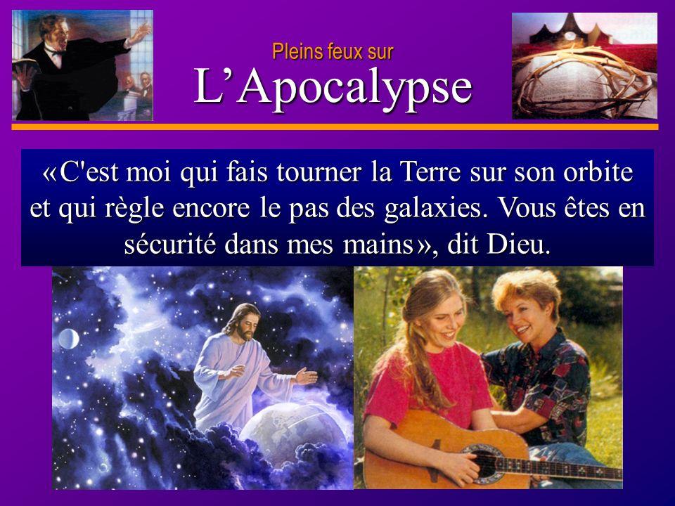 D anie l Pleins feux sur 13 LApocalypse Pleins feux sur Lisez Apocalypse 11.1-6.