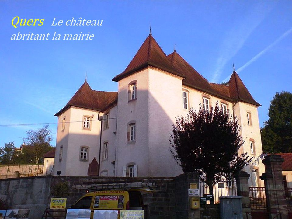 Magny – Danigon le village
