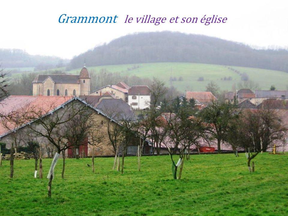 Beveuge panorama sur le village