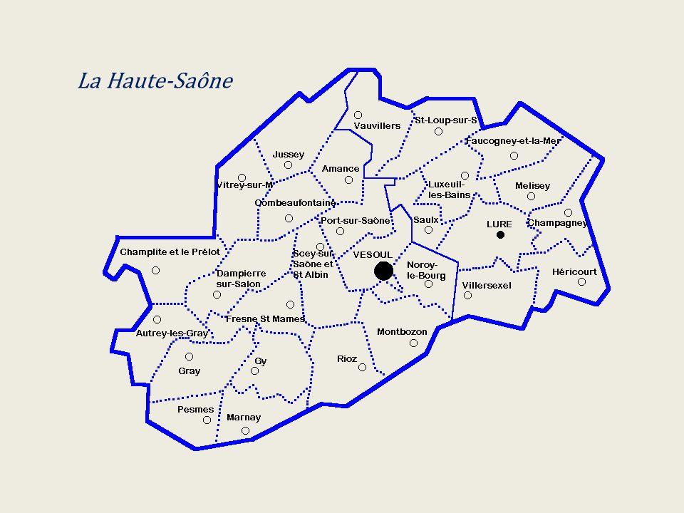 La Haute-Saône