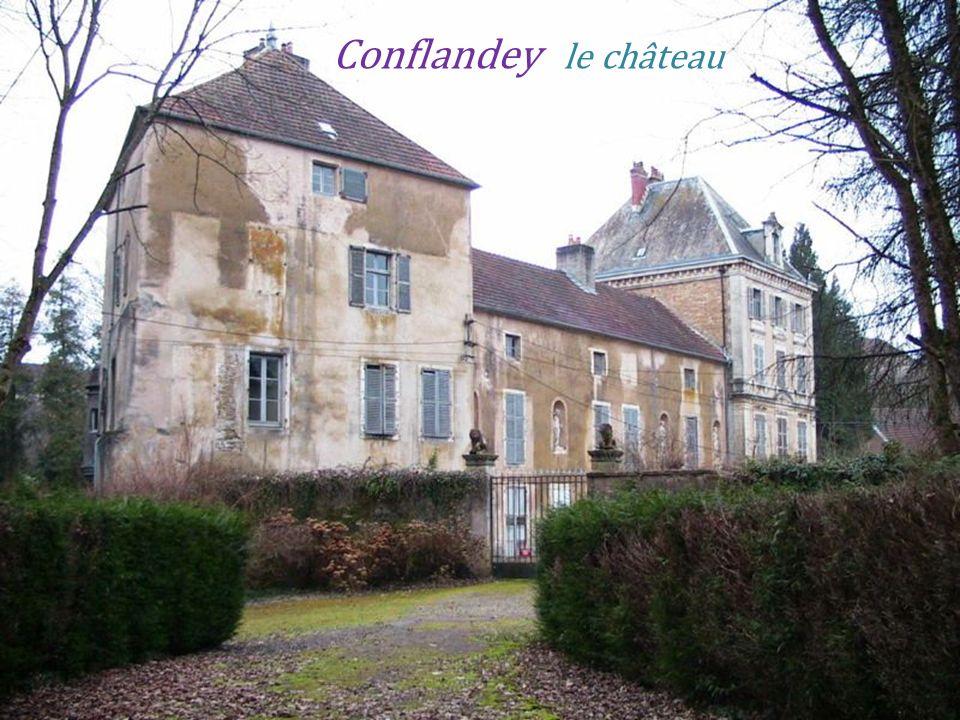 Fougerolles léglise Saint-Etienne