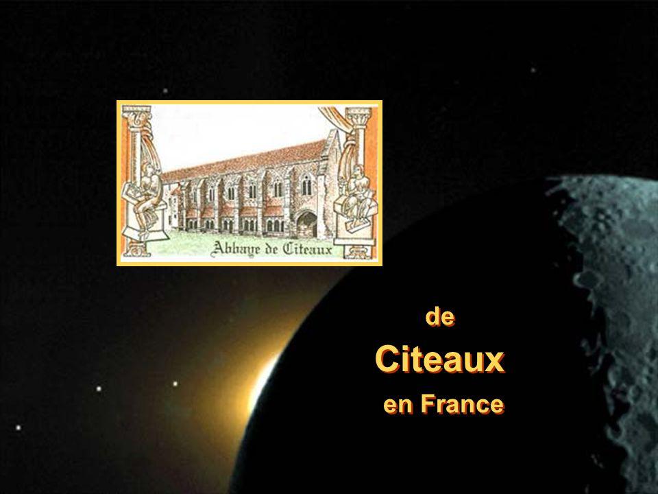 de Citeaux en France de Citeaux en France