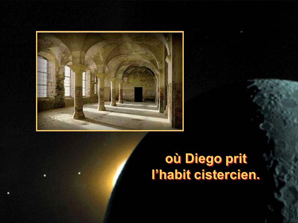où Diego prit lhabit cistercien. où Diego prit lhabit cistercien.