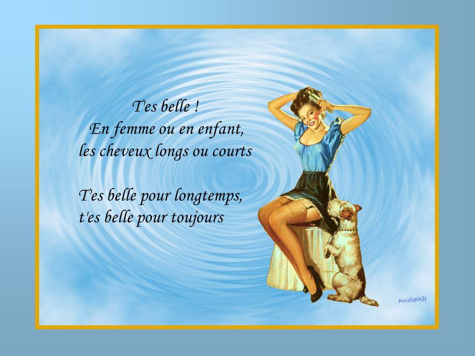 Tes belle ! de Jean Pierre Ferland