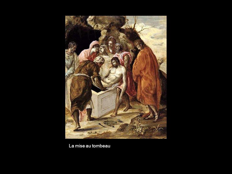 Jésus chassant les marchands du Temple
