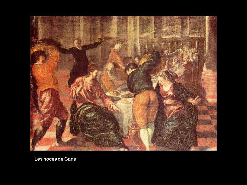 Le partage de la tunique du Christ