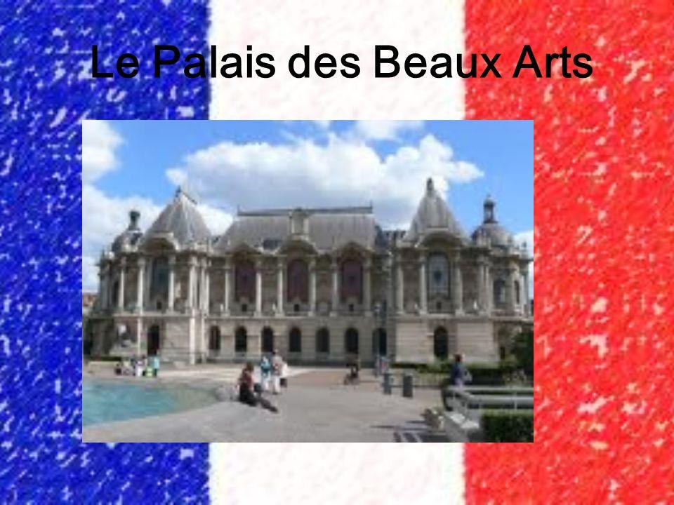 Le Palais des Beaux Arts