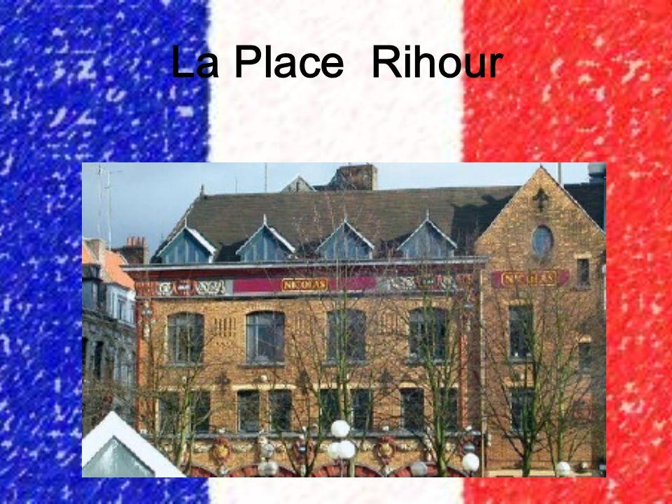 La Place Rihour