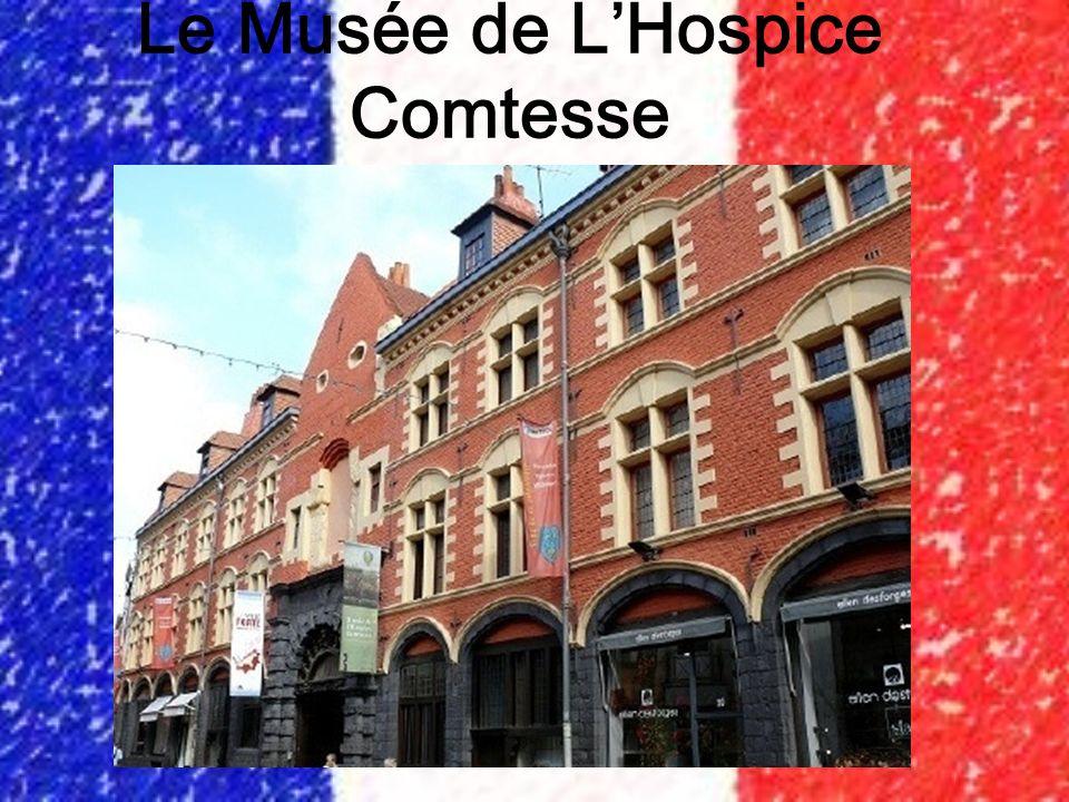 Le Musée de LHospice Comtesse