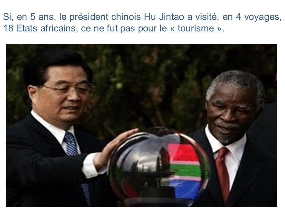 Importance des IDE chinois L Afrique est devenue la quatrième destination de l investissement chinois à l étranger
