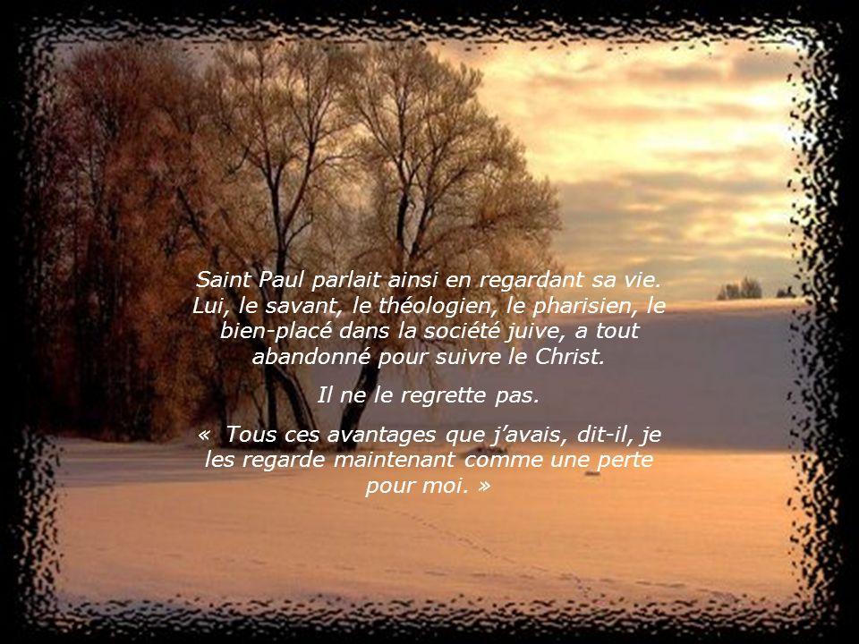 Le prophète Isaïe et le psaume disent la même chose au peuple disraël: « Arrêtez de regarder le passé, de vous souvenir du dur hiver, de vous rappeler