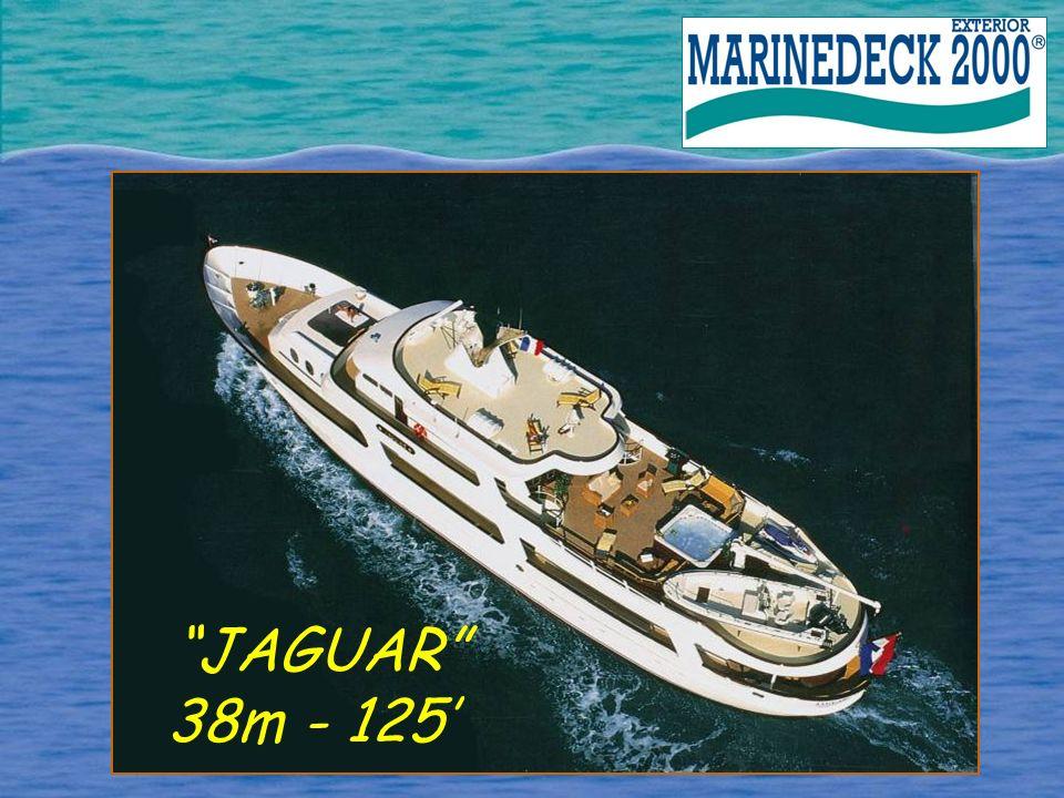 JAGUAR 38m - 125