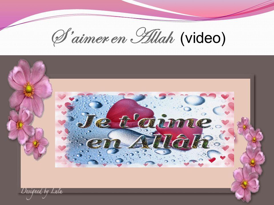 Saimer en Allah (video).