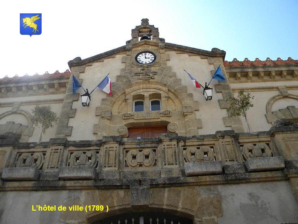 Lhôtel de ville (1789 )