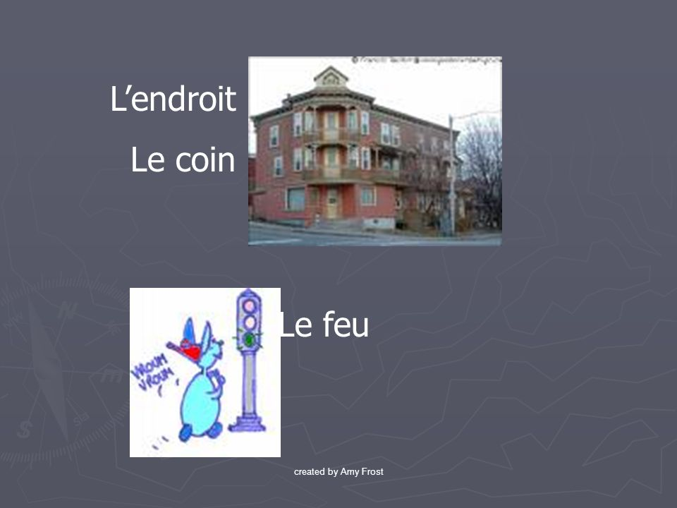 Lendroit Le coin Le feu created by Amy Frost