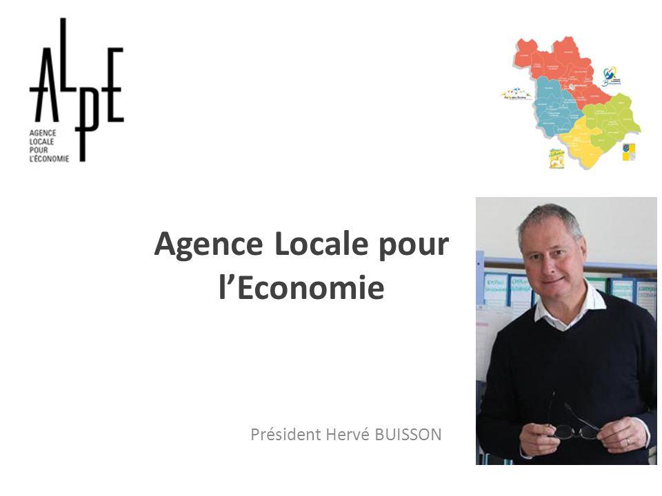 Agence Locale pour lEconomie Président Hervé BUISSON