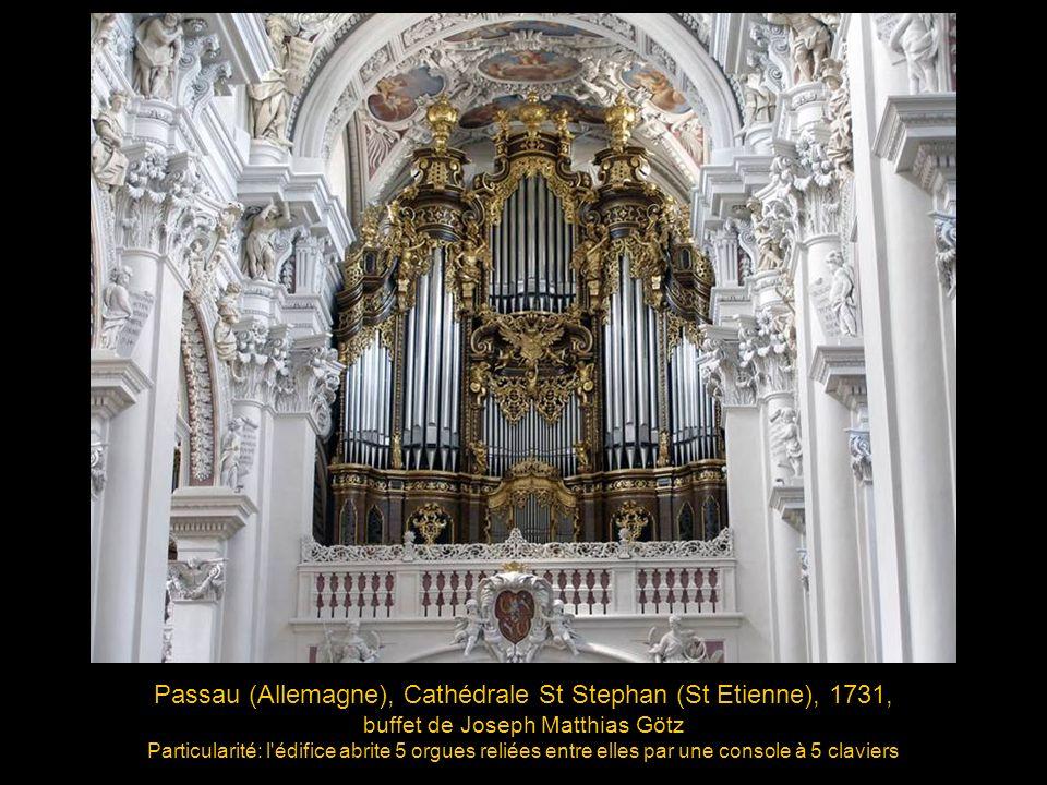 Heidelberg (Allemagne), Eglise des Jésuites, 2009