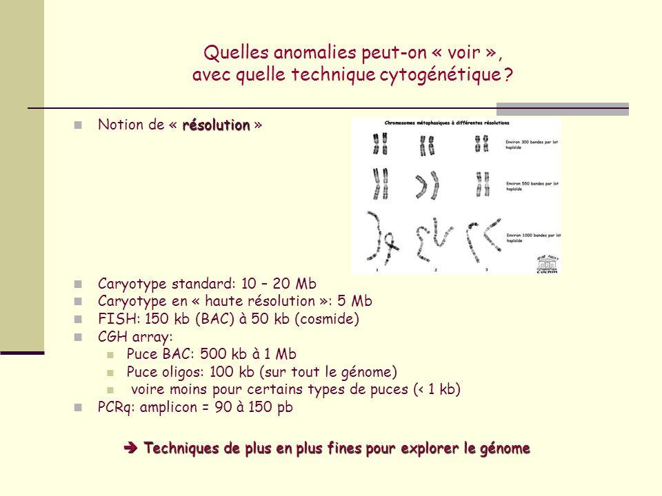 Avantages/Inconvénients de la chimie SybrGreen® Avantages: Spécifique Quantitatif Reproductible Peu coûteuse « Rapide » … Limites: Absence de spécificité de la fluorescence mesurée +++ 1 - risque de détection de dimères doligonucléotides Choix judicieux des primers en amont pour assurer la spécificité 2 - ou dun produit PCR non spécifique contrôle de la présence dun seul produit PCR par évaluation du Tm du produit PCR à laide de la courbe de fusion