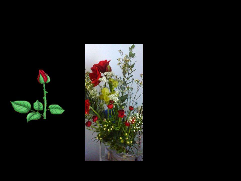Dans la fleur, la plus simple, il existe une beauté, Fermes les yeux un instant et tu sentiras Une fraîcheur que lon ne peut expliquer En hiver, en la