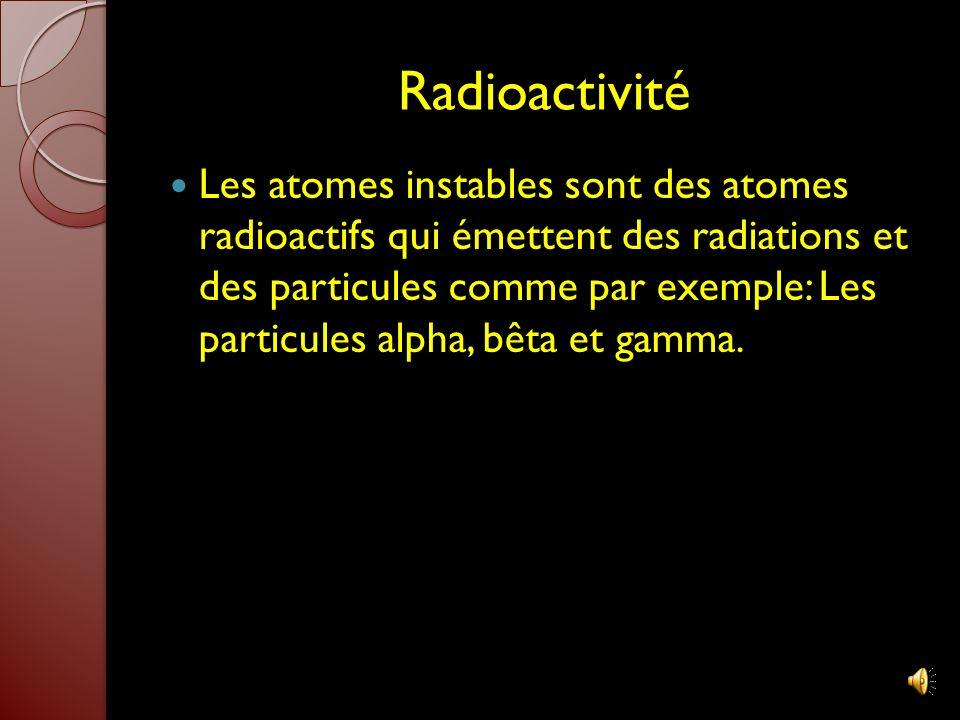 La Fusion Nucléaire Lorsque deux ou plusieurs atomes sunissent il y a de lénergie produite et des particules qui sont dégagées comme par exemple des p