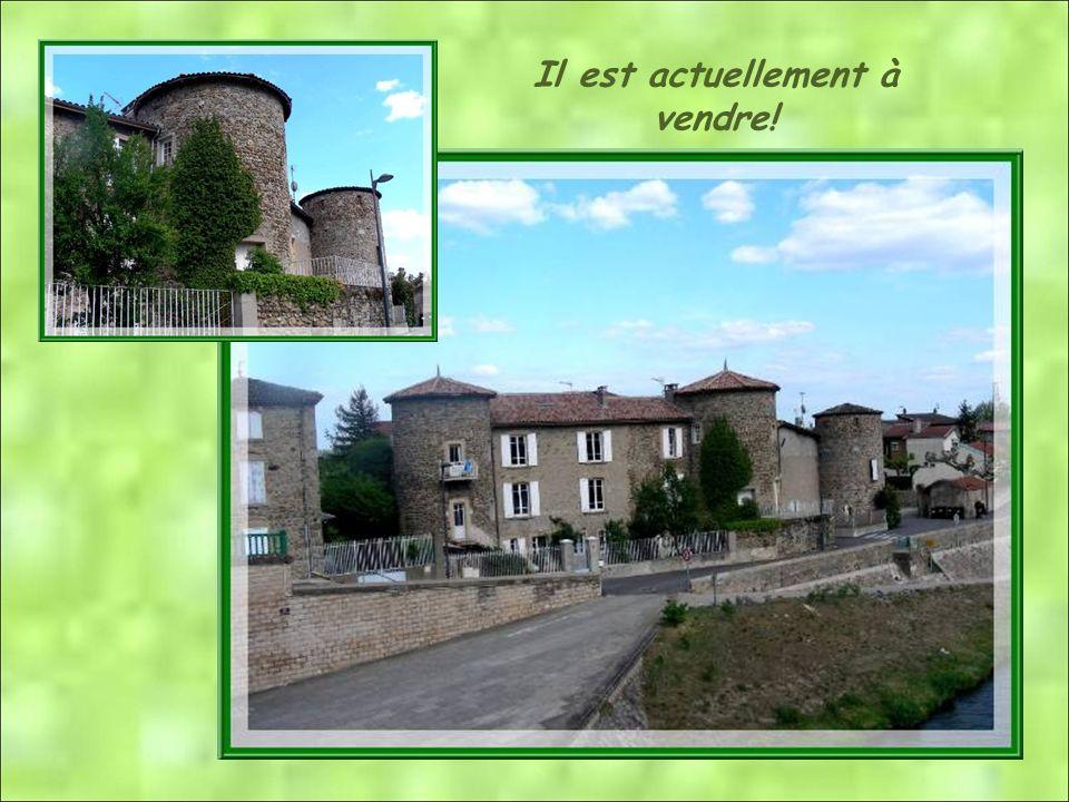 Avant de traverser le pont pour rejoindre les voitures, contemplons un instant le château de Murat qui aurait déjà existé au XIIe siècle. Dabord propr