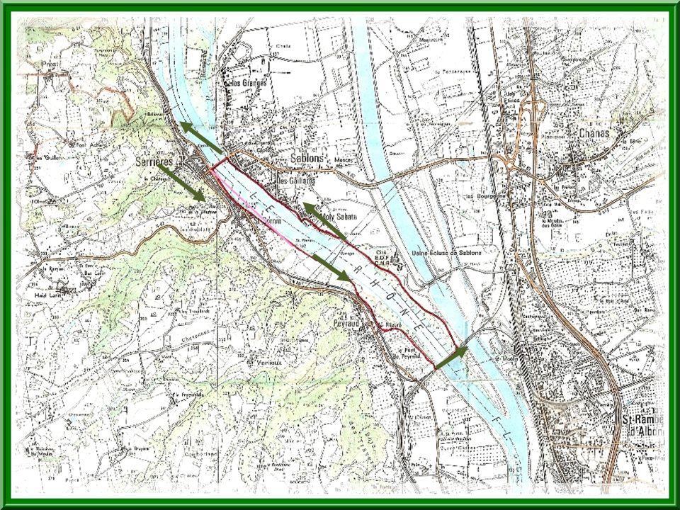Cest une balade pas très longue, en après-midi, dun peu plus de 7 km seulement, particulièrement agréable pour qui ne connaît de ce trajet que celui d