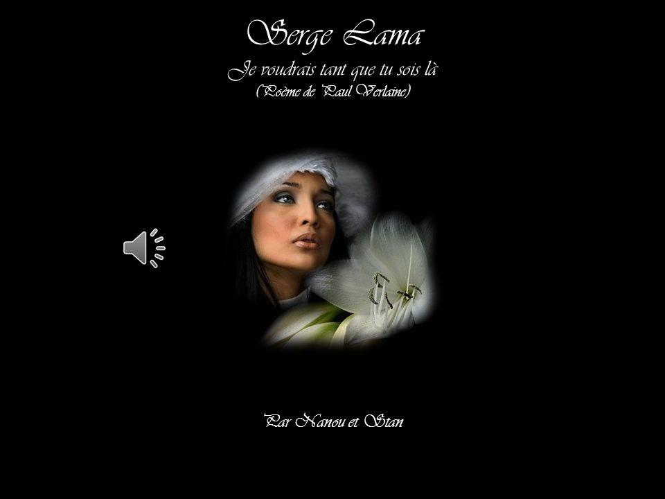Serge Lama, sa carrière de 1998 à maintenant 1998-2002 Serge Lama se produit en novembre 1998 à lOlympia accompagné dun orchestre symphonique puis en tournée.