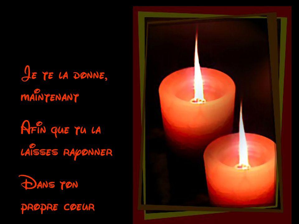 Cette Lumière Magique Qui vit dans dans mon coeur, Cette Lumière d Espoir et d Amour? Lumière