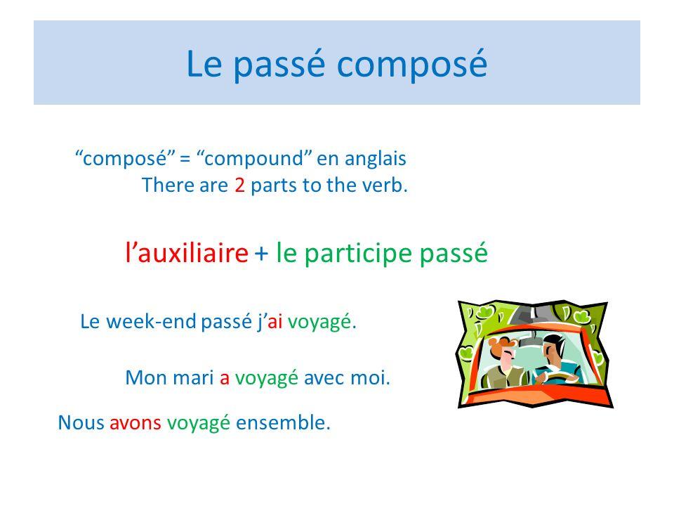 Composition Vous allez écrire une petite composition pour raconter ce que vous faites en général le week-end et ce que vous allez faire ce week-end (après tous vos examens!!)