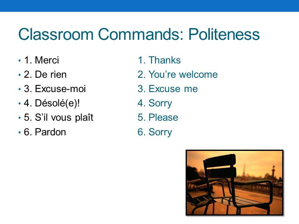 Classroom Conversation: Student Expressions 1.Jai oublié.