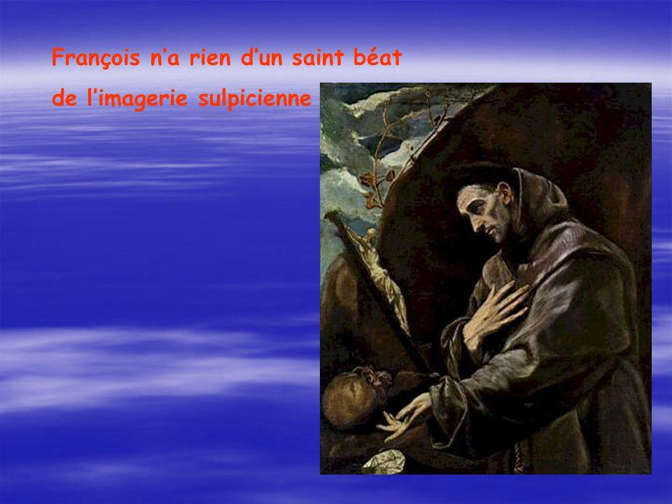 François na rien dun saint béat de limagerie sulpicienne