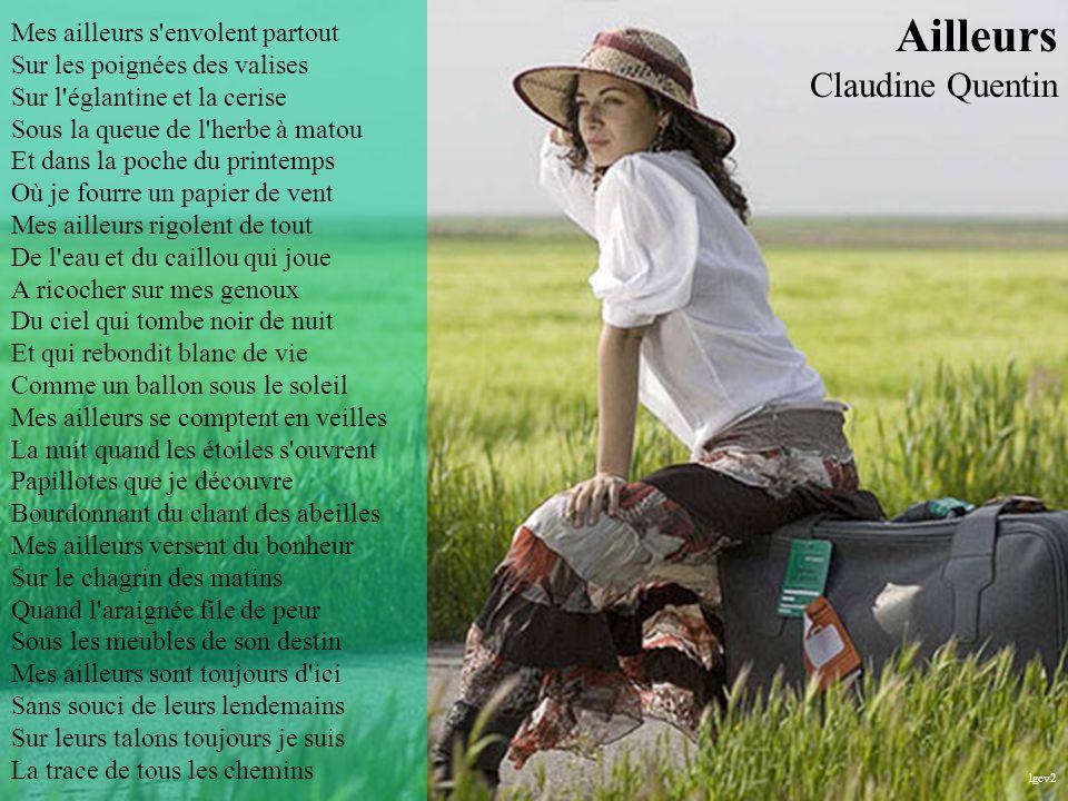 Bonsoir Renée Laurentine Bonsoir, bonsoir !...