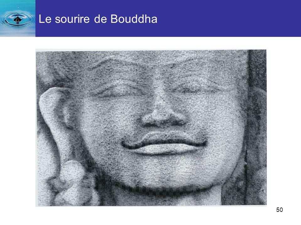 50 Le sourire de Bouddha