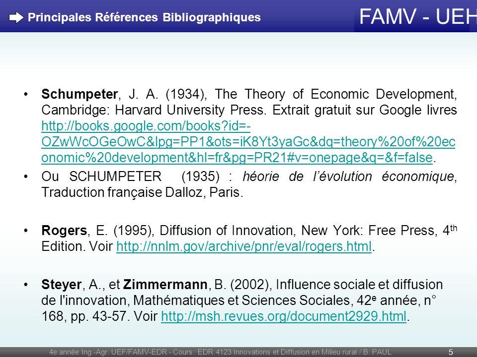 FAMV - UEH La révolution verte Le terme « révolution verte » désigne le bond technologique réalisé en agriculture au cours de la période 1944-1970, à la suite de progrès scientifiques réalisés durant l entre-deux-guerres.agricultureentre-deux-guerres 4e année Ing.-Agr.
