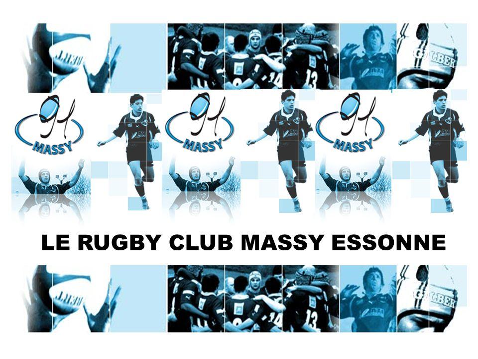 LE RUGBY CLUB MASSY ESSONNE