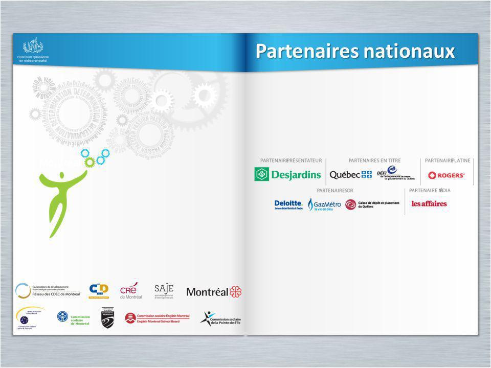 Partenaires nationaux