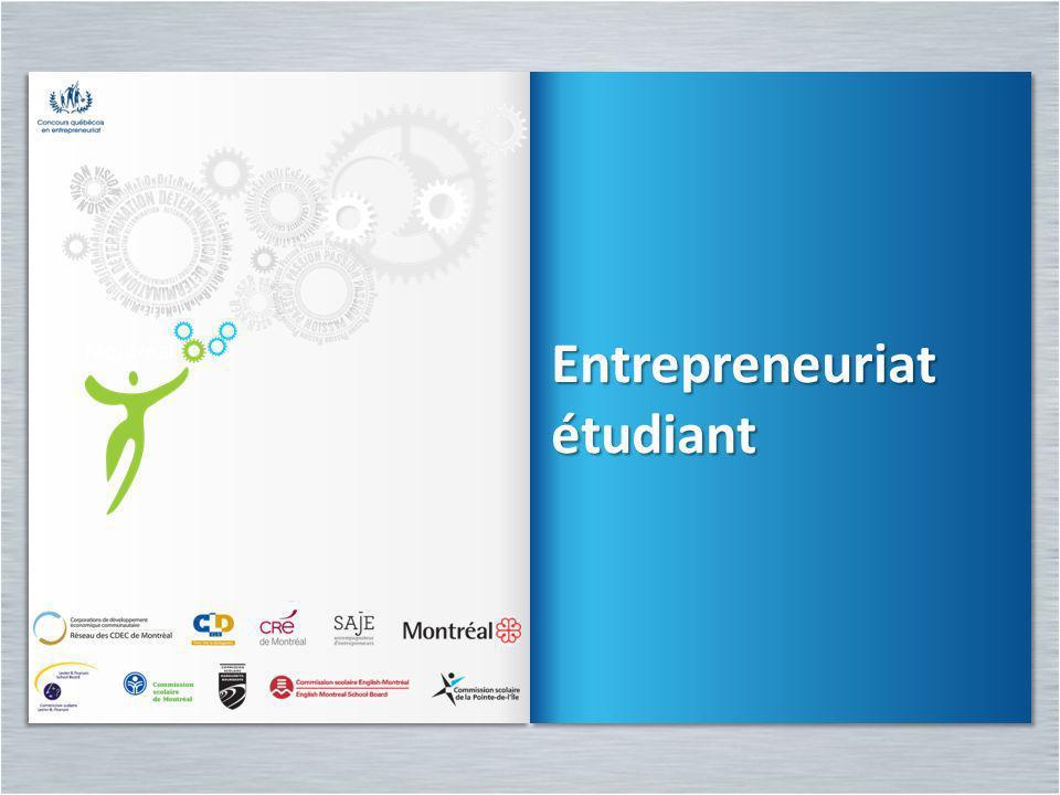 Entrepreneuriat étudiant