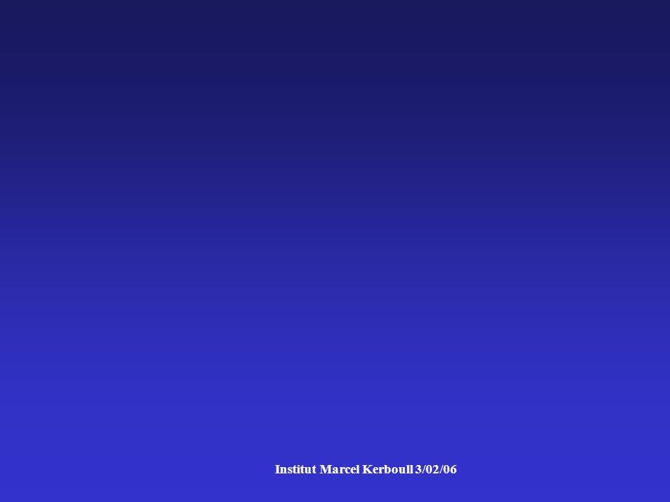Institut Marcel Kerboull 3/02/06