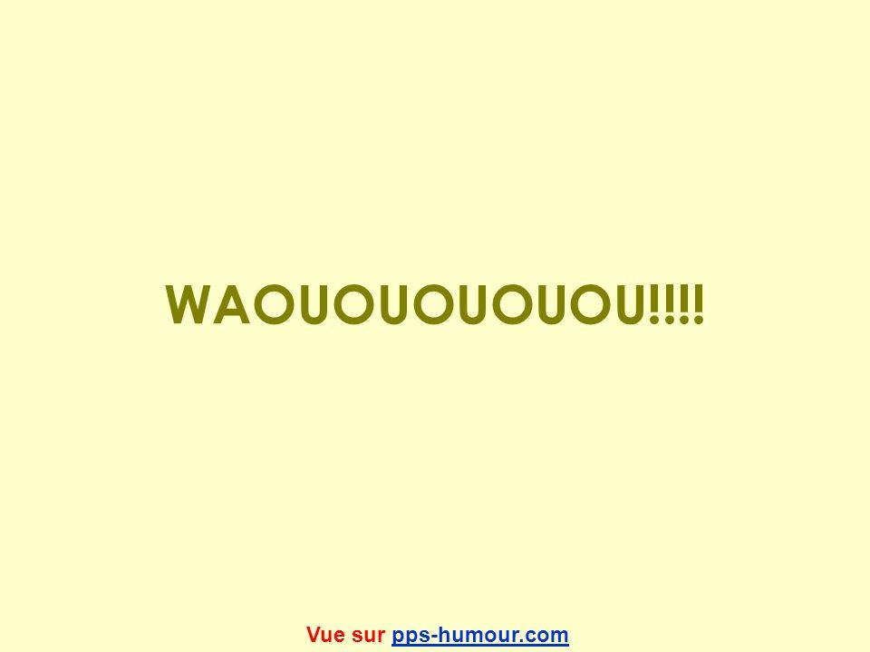 WAOUOUOUOUOU!!!! Vue sur pps-humour.compps-humour.com