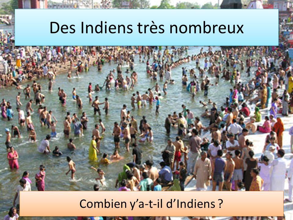 Aujourdhui, lInde… Depuis 1947, linde est : -indépendante -démocratique -un « pays émergent » qui devient de plus en plus riche grâce au textile et à linformatique