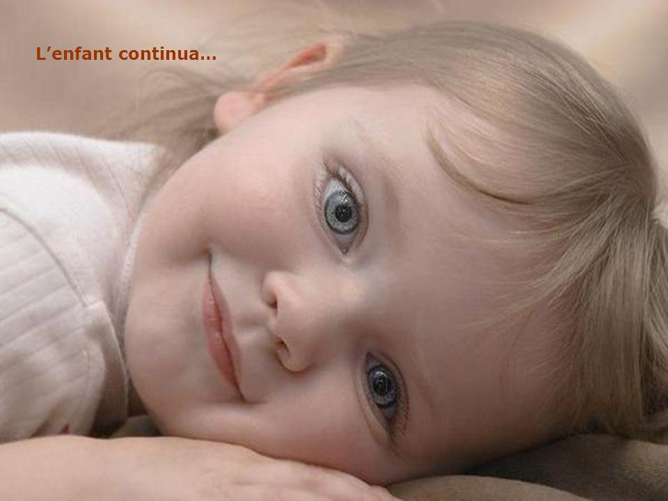 Dieu dit : Chaque jour, ton ange chantera pour toi. Tu sentiras son amour et tu seras heureuse.