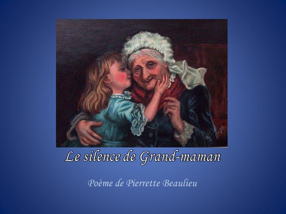 Poème de Pierrette Beaulieu