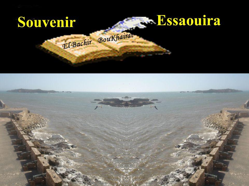 El Bachir BouKhairat Souvenir Essaouira